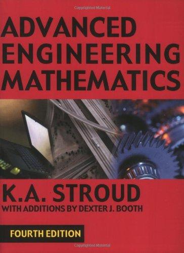 Advanced Engineering Mathematics 9780831131692