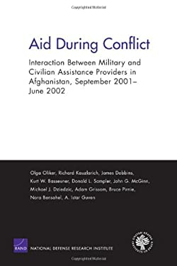 Aid During Conflicts: Interaction Between Military and Civilian Assistance Providers in Afghanistan 9780833036407