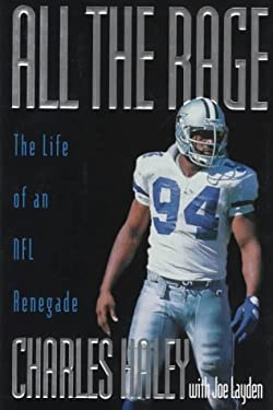 All the Rage: The Life of an NFL Renegade 9780836235876