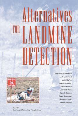 Alternatives for Landmine Detection 9780833033017