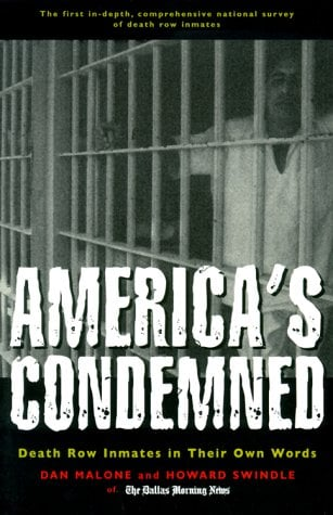America's Condemned: Death Row Inmates in Their Own Words 9780836281989