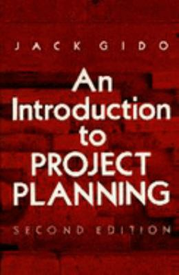 An Introduction to Project Planning 9780831111601