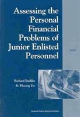 Assessing the Personal Financial Problems of Junior Enlisted Personnel 9780833031648