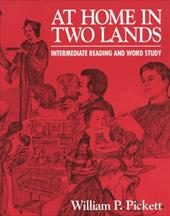 At Home in Two Lands: Intermediate Reading and Word Study