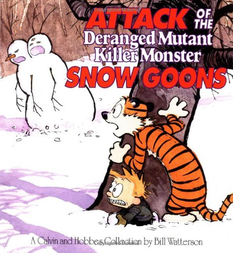 Attack of the Deranged Mutant Killer Monster Snow Goons 9780836218831