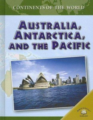 Australia, Antarctica, and the Pacific 9780836859195