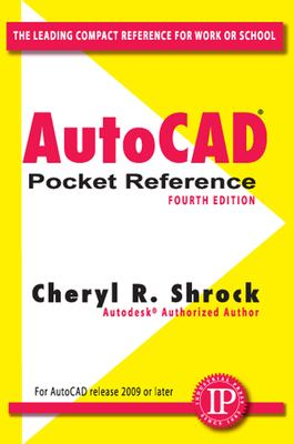 AutoCAD Pocket Reference 9780831133849