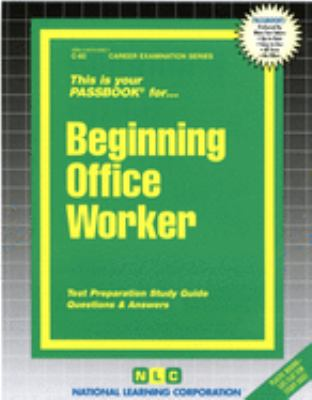 Beginning Office Worker 9780837300825