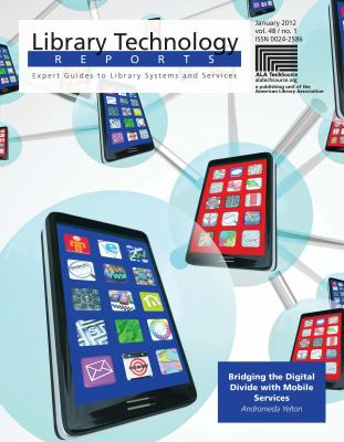 Bridging the Digital Divide with Mobile Services 9780838958568