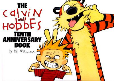 Calvin and Hobbes 10th Anniversary (Hd) 9780836204407