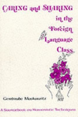 Caring & Sharing in Foreign Lang Class 9780838427712