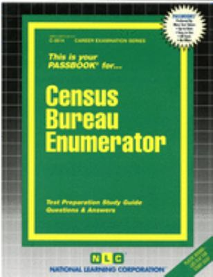 Census Bureau Enumerator: Test Preparation Study Guide, Questions & Answers 9780837335148
