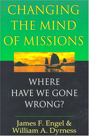 Changing the Mind of Missions 9780830822393