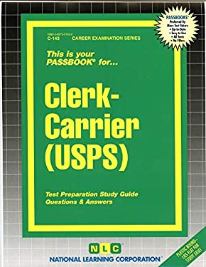 Clerk-Carrier (U.S.P.S.) 9780837301433