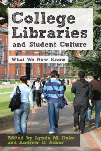 College Libraries and Student Culture: What We Now Know 9780838911167