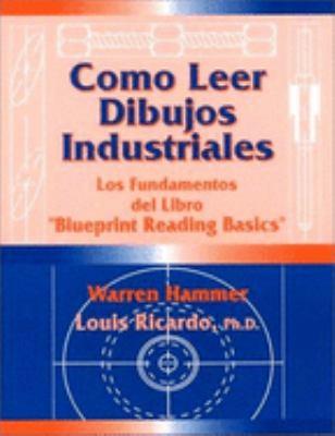 Como Leer Dibujos Industriales 9780831131265