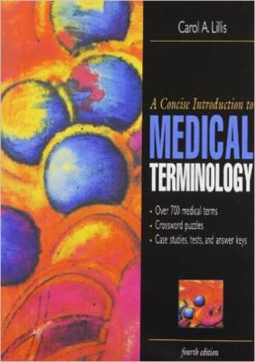 Introduction to Medical Terminology 9780838543214
