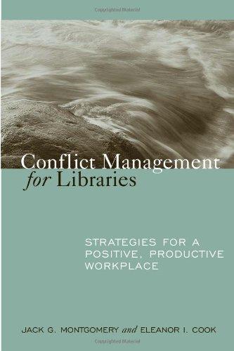 Conflict Management 9780838908907
