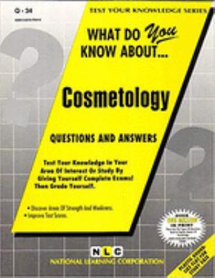 Cosmetology 9780837370347