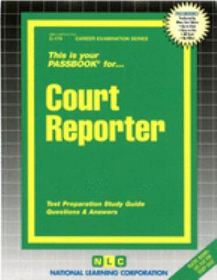 Court Reporter 9780837301747