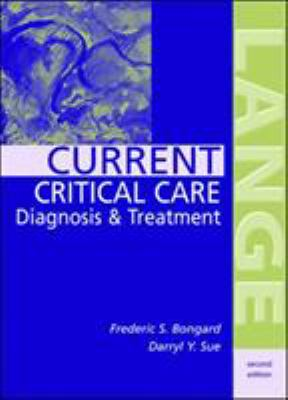 Current Critical Care Diagnosis & Treatment 9780838514542