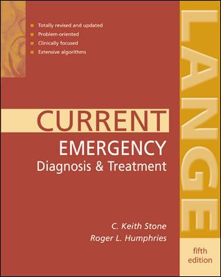 Current Emergency Diagnosis & Treatment 9780838514504