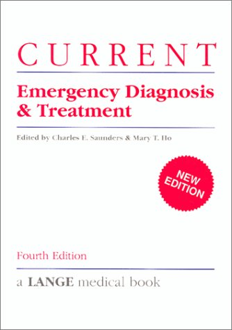 Current Emergency Diagnosis and Treatment 9780838513477