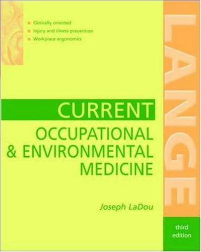 Current Occupational & Environmental Medicine 9780838572191