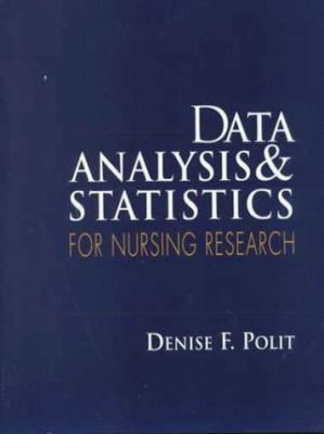 Data Analysis and Statistics for Nursing Research 9780838563298