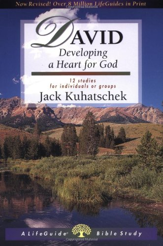 David: Developing a Heart for God 9780830830633