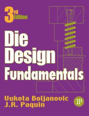 Die Design Fundamentals 9780831131197