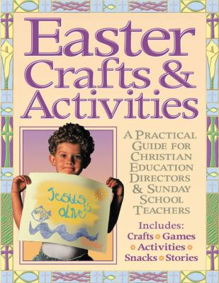 Easter Crafts and Activites 9780830723447