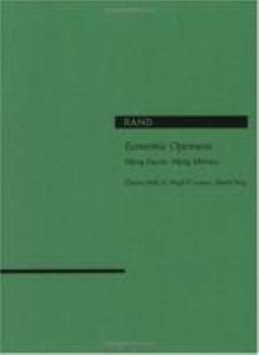 Economic Openess: Many Facets, Many Metrics 9780833027375