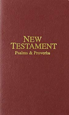 Vest-Pocket New Testament with Psalms and Proverbs-KJV 9780834004528