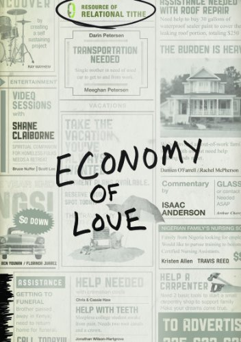 Economy of Love: Creating a Community of Enough 9780834125445