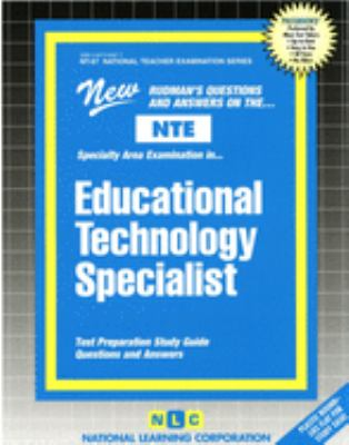 Educational Technology Specialist 9780837384870