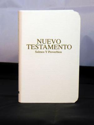 El Nuevo Testamento Con Salmos y Proverbios-Rvr 1960 9780834004627
