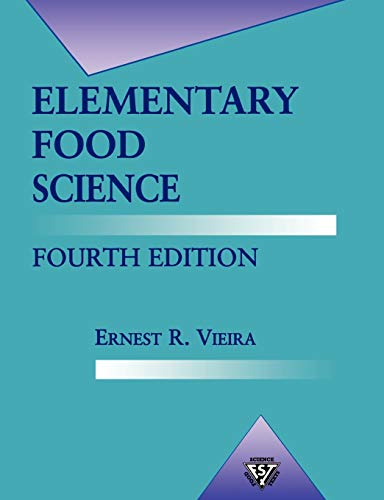 Elementary Food Science 9780834216570