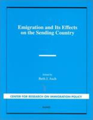 Emigration and Its Effects on the Sending Country