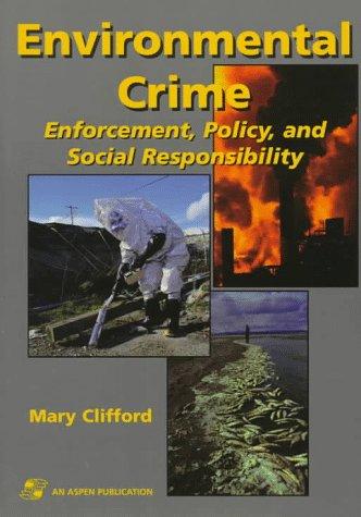 Environmental Crime 9780834210097