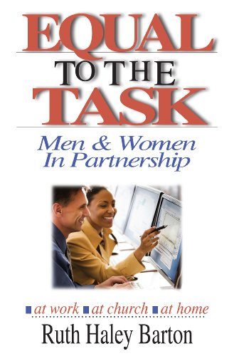 Equal to the Task: Men and Women in Partnership 9780830813575