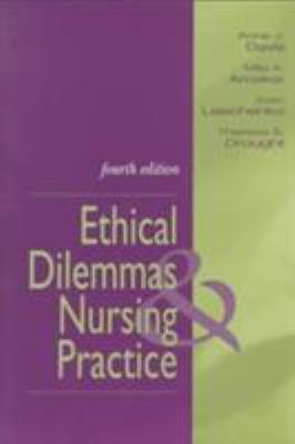 Ethical Dilemmas and Nursing Practice 9780838522837