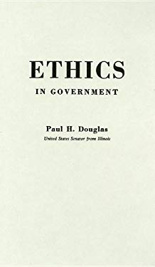 Ethics in Government 9780837155791