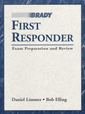 First Responder Exam Preparation and Review 9780835950213