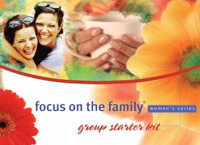 Focus on the Family Marriage Women's Group Starter Kit 9780830733576