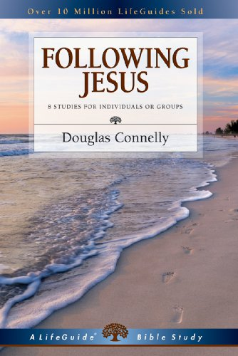 Following Jesus: 8 Studies for Individuals or Groups 9780830831357