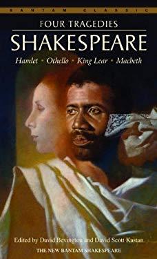 Four Tragedies: Hamlet, Prince of Denmark/ Othello, the Moor of Venice/ King Lear/ Macbeth 9780833511003