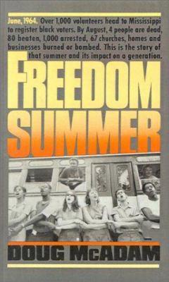 Freedom Summer 9780833553270