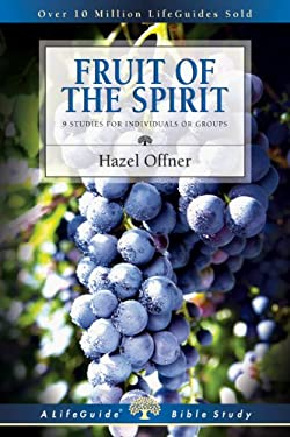 Fruit of the Spirit 9780830830589