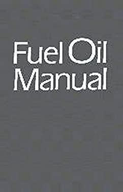 Fuel Oil Manual 9780831111663